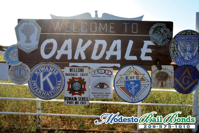 Oakdale Bail Bond Store