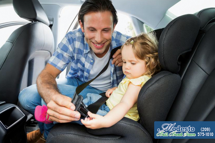 Leaving Child Unattended In Car