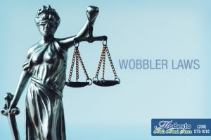 Wobbler Laws In California