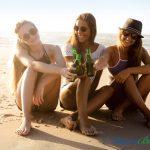 Drinking On California's Beaches